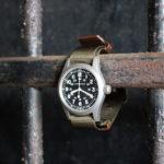 hamilton mechanical khaki field watch