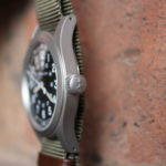 hamilton mechanical khaki field watch