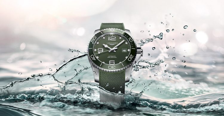 The HydroConquest Collection by Longines