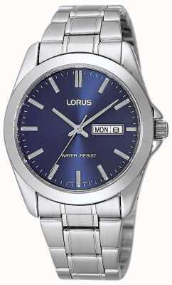 Lorus Mens montre bracelet RJ603AX9