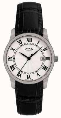 Rotary Mens montre à quartz classique GSI0792/21