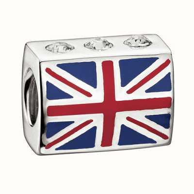 Chamilia la collection Swarovski - Union Jack - cristal 2083-00 2083-0059