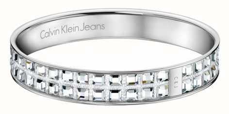 Calvin Klein Mesdames cristal réglé bracelet KJ37AB01050M
