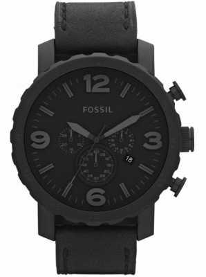 Fossil Gents chronographe noir x-large montre JR1354
