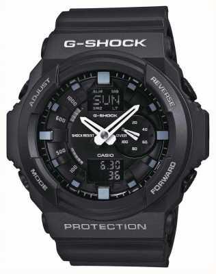 Casio Chronographe noir G-Shock pour homme GA-150-1AER