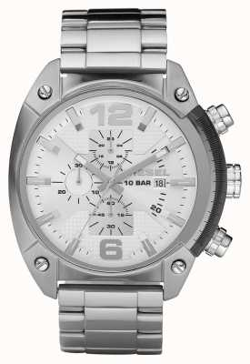 Diesel Gents chronographe bracelet en acier inoxydable DZ4203
