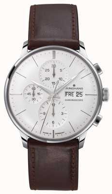 Junghans Meister chronoscope (date anglais) 027/4120.01