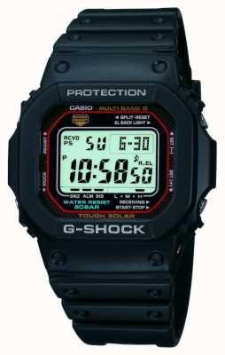 Casio Mens g-shock alarme numérique chronographe GW-M5610-1ER