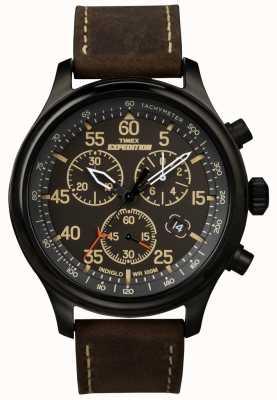 Montre homme expédition Timex chrono T49905