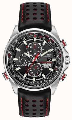 Citizen Flèches rouges de Gand à J9 chronographe Eco-Drive AT8060-09E