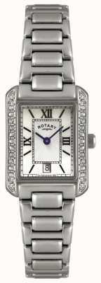 Rotary inox montre bracelet en acier Femmes de LB02650/41