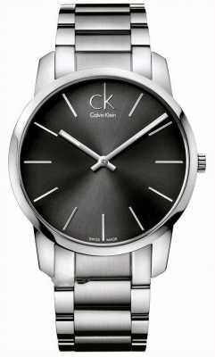 Calvin Klein Montre-ville de Gand K2G21161