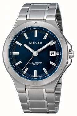 Pulsar Horloge d'affichage à date PS9123X1