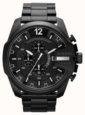 Diesel Mega chef montre chronographe de Gent DZ4283