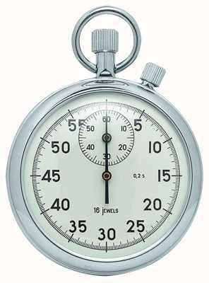 Woodford Chrome, cadran blanc, chronomètre mécanique 1041