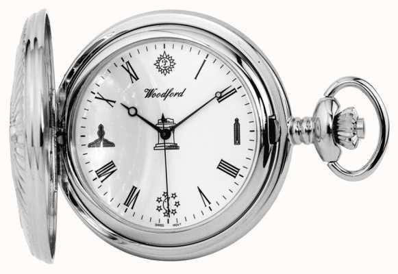 Woodford montre de poche maçonnique 1227