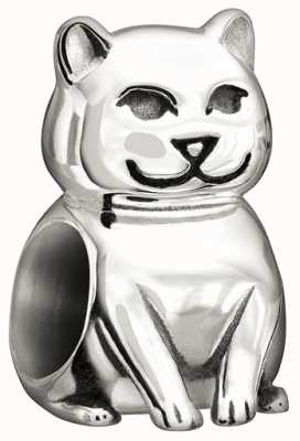 Chamilia Argent sterling - chat 2010-3116