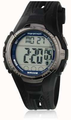 Timex Ironman montre grise marathon T5K359