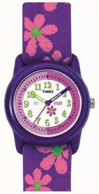 Timex Apprenez à dire l'heure montre bracelet T89022