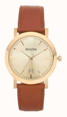 Bulova Montre classique pour hommes 97B135