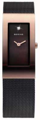 Bering Mesdames acier inoxydable montre analogique à quartz 10817-262