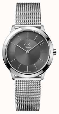Calvin Klein Minimal Mens Watch K3M22124