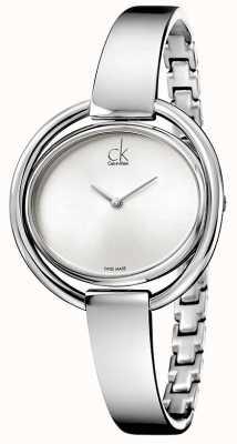 Calvin Klein Regarder dames impétueux K4F2N116