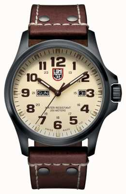 Luminox Atacama field day date montre gunmetal XL.1927