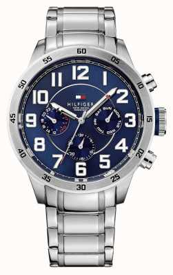 0539bf0b5694a Tommy Hilfiger Mens TRENT Multiples Montre De Fonction 1791066 ...