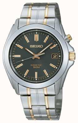 Montre-bracelet homme Seiko bicolore SKA271P1