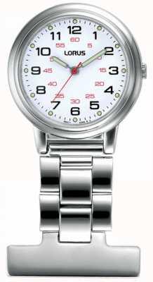 Lorus infirmière unisexe montre à gousset RG251CX9