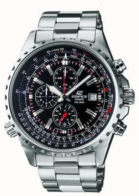 Casio Montre chronographe Edifice pour homme EF-527D-1AVEF