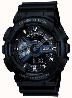 Casio G-choc montre chronographe GA-110-1BER