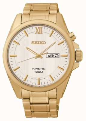 Seiko Mens Watch cinétique SMY158P1