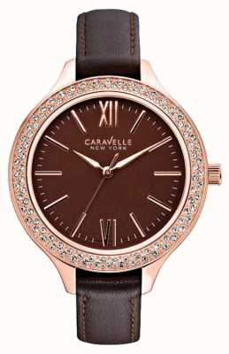Caravelle New York Mesdames montres carla 44L124