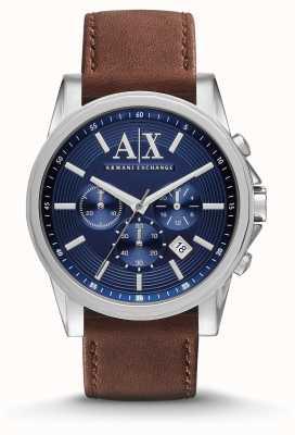 Armani Exchange Outerbanks mens montre chronographe AX2501