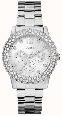 Guess Regarder dames de Dazzler W0335L1