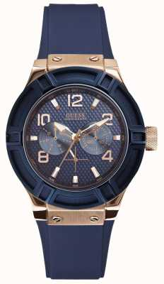 Guess Jet setter montre multifonction Ladies W0571L1