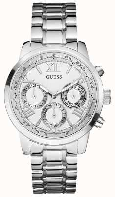 Guess Regarder dames Sunrise W0330L3