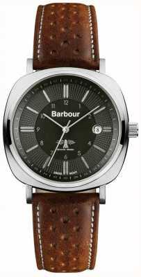Barbour Mens balise lecteur montre tan BB018SLTN