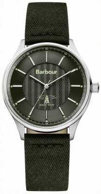 Barbour Mens glysdale fusible Black Watch BB021SLBK