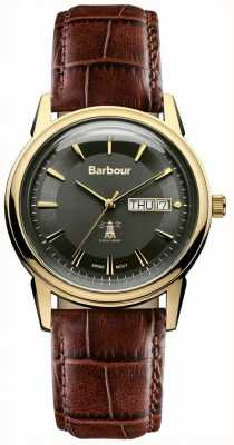 42mm unisexe montre gosforth Barbour BB036GDBR