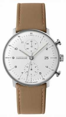 Junghans Chronoscope Max Bill 027/4502.04