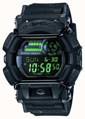 Casio G-choc mens minuterie furtif noir GD-400MB-1ER