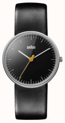 Braun Mesdames tout de montres noir BN0021BKBKL