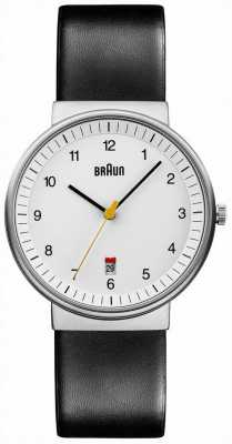 Braun Mens tout blanc Black Watch BN0032WHBKG