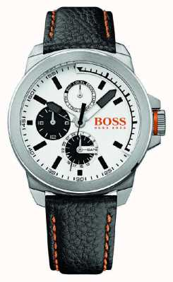 Hugo Boss Orange Mens New York montre multifonction 1513154