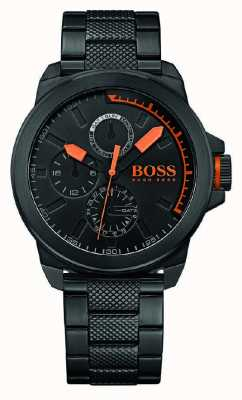Hugo Boss Orange Gents ip noir cadran noir 1513157