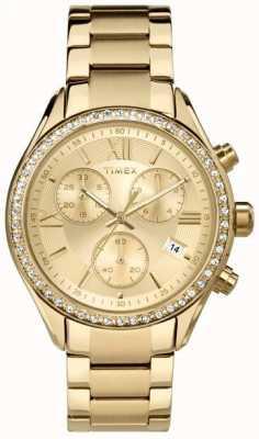 Timex Chronomètre monté sur pami pour femme miami TW2P66900