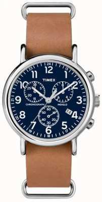 Timex Gents weekender chronographe surdimensionné TW2P62300